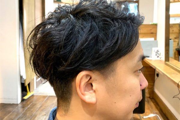 クセ毛+髪を伸ばしたい クセを生かしましょう!